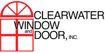 Clear Water Window and Door Logo
