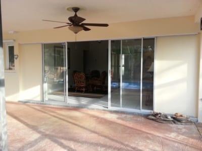 Before Sliding Patio Door 1024x768 400x300